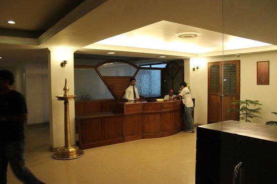 Bellmount Resorts: Reception