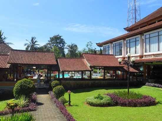 Royal Trawas Hotel & Cottages: Hotel