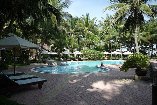 Saigon Mui Ne Resort : 리조트 풀