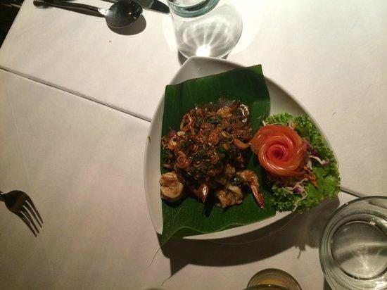 Koyao Island Resort: Gutes Essen