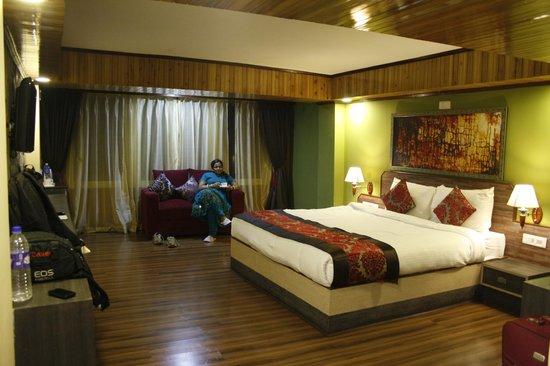 Summit Yashshree Suites and Spa : Room