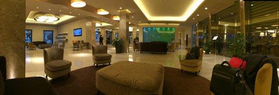FH Grand Hotel Mediterraneo: Panoramica della Hall