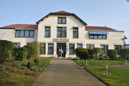 Hotel Wemeldinge: Hôtel de face