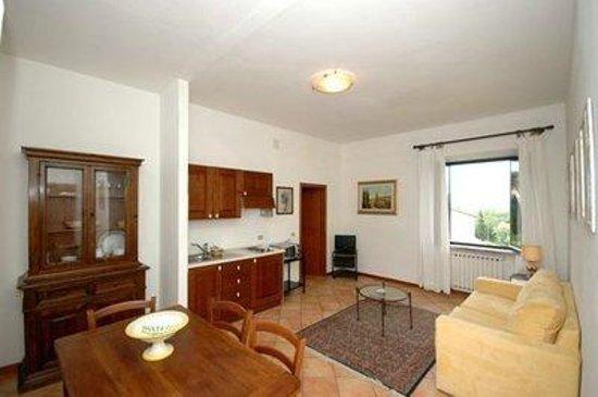 La Loggia - Villa Gloria: il soggiorno dei nostri appartamenti