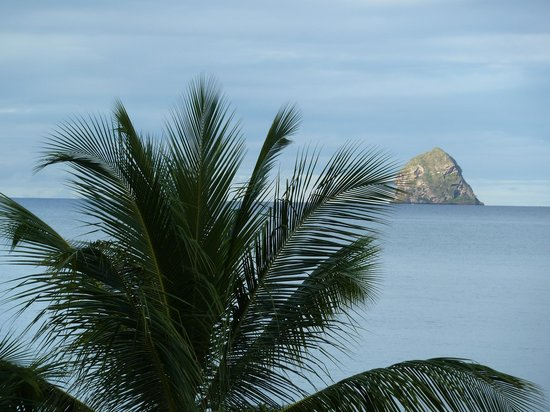 Hôtel Corail Residence: rocher du Diamant