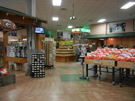 Lane Southern Orchards: Shopping