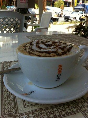 Ruenmayura Hostel: Cappuccino