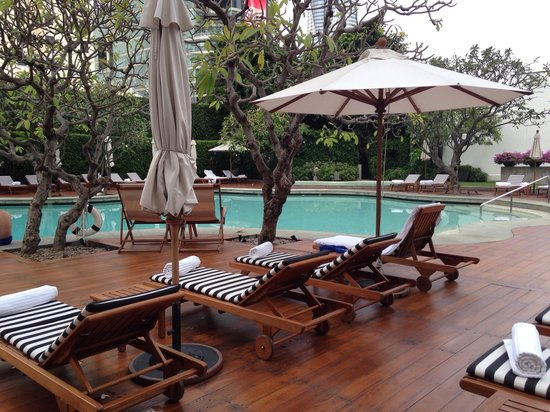 Grand Hyatt Erawan Bangkok: Swimming pool