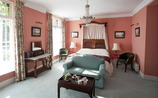 Rosleague Manor Hotel: Bedroom