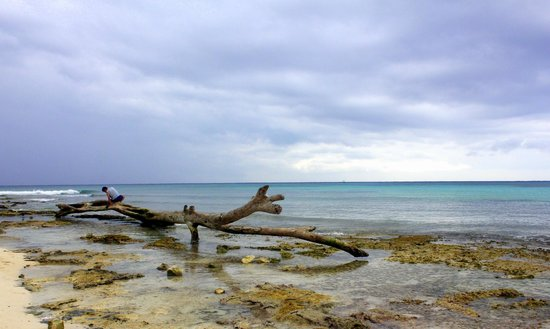 The Royal Haciendas All Suites Resort & Spa: Walk to Playa del Carmen