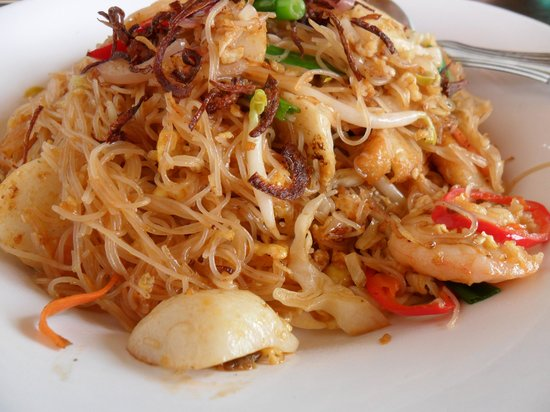 Bougainvillea Cafe: bihun