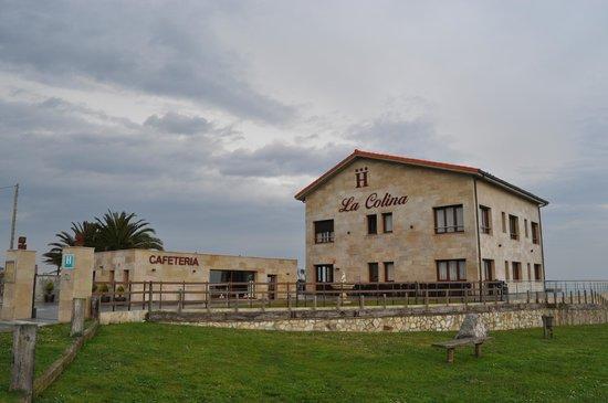 "Hotel La Colina : Hotel ""La Colina"" Gijón (Asturias)"