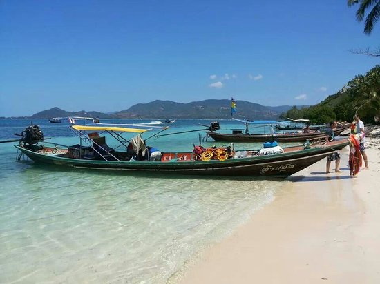 Koh Tan : very nice