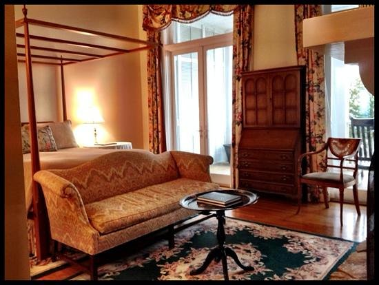 The Lodge at Gorham's Bluff: Patrons suite