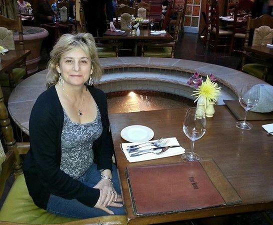 La Plazuela at La Fonda : Happy Wife, Happy Life!