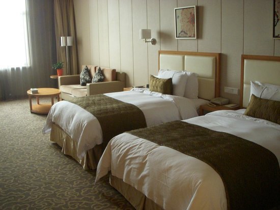 Shimao Hotel: 部屋01