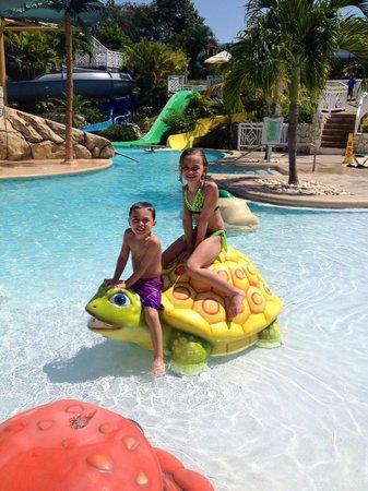Beaches Ocho Rios Resort & Golf Club : Kiddie pool