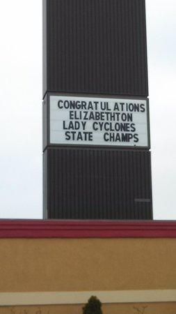 Clarion Inn & Suites Murfreesboro: State Champions