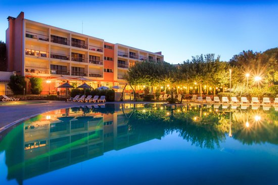 Residence de Vacances Univac Le Capet : L'HOTEL CLUB LE CAPET