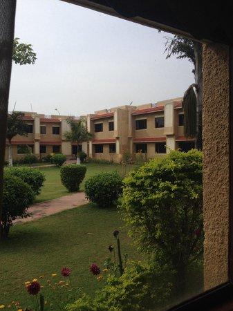 Clarks Khajuraho: View of room