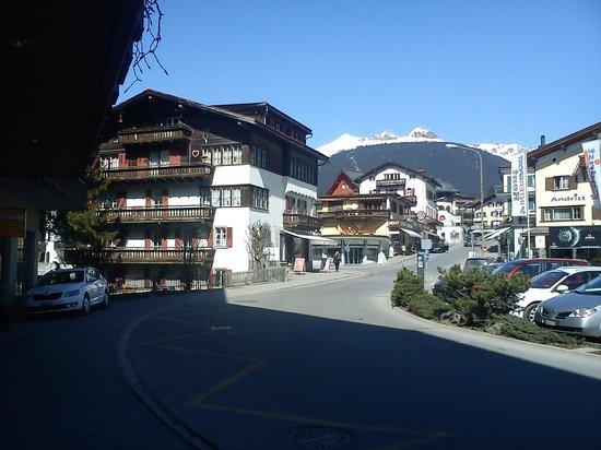 Grischa - DAS Hotel Davos: pretty village of Klosters