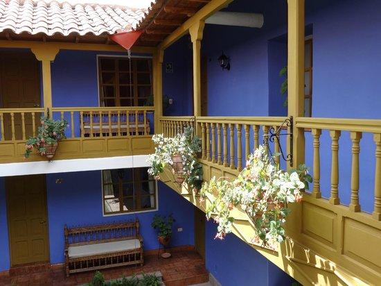 Tambo del Arriero Hotel Boutique: Hall