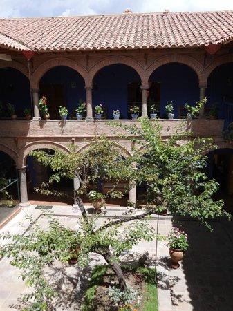 Tambo del Arriero Hotel Boutique: Courtyard