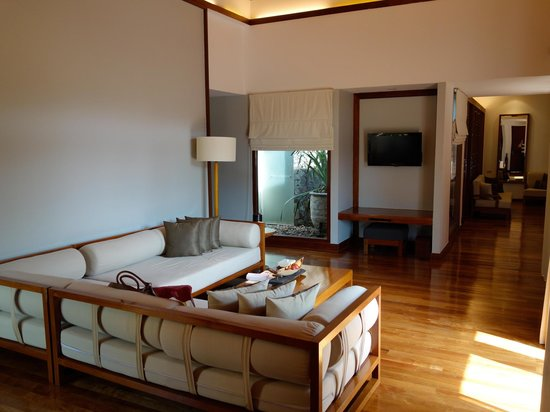 The Sarojin: Living Area