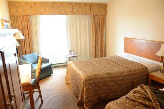 Hotels Gouverneur Montreal: Plain room