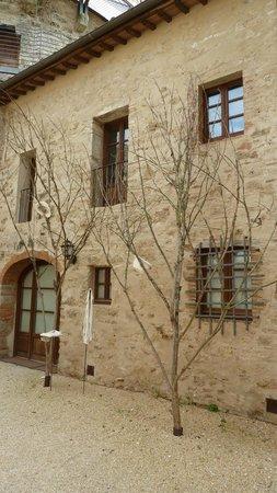 La Rocca di Staggia...