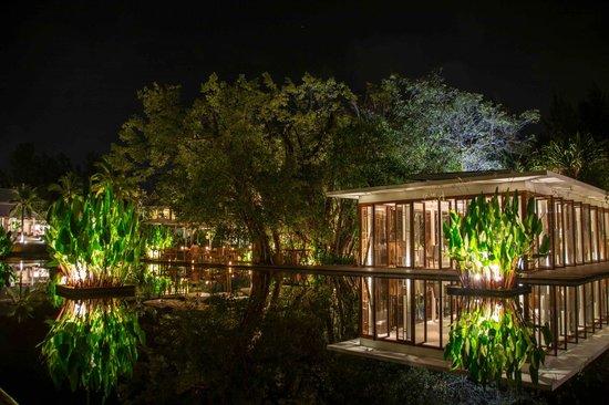 The Sarojin: Ficus Restaurant