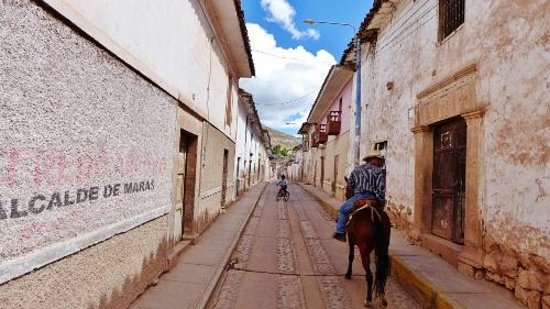 Chivay, Perú: In the centre of town