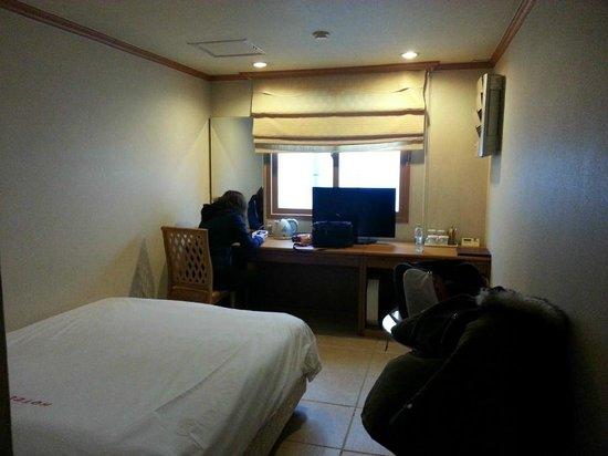 Hotel Angel: 호텔방