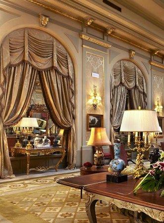 El Palace Hotel: Hall