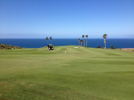 Golf Costa Adeje: the stunning 3rd hole