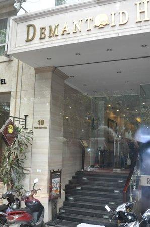 A25 Hotel : отель