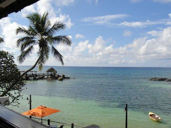 Le Meridien Fisherman's Cove: Hotel direkt am Meer