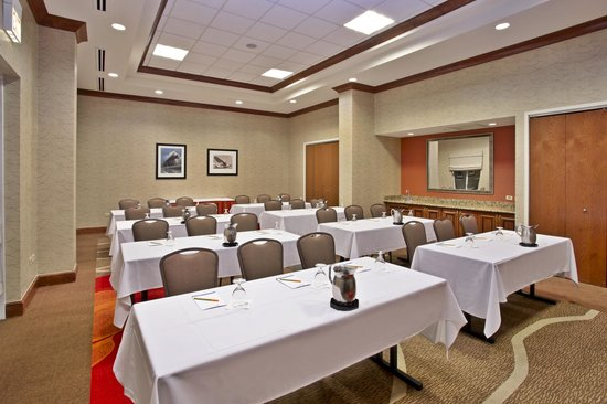 Hilton Garden Inn Chicago Midway Airport: Meeting Room