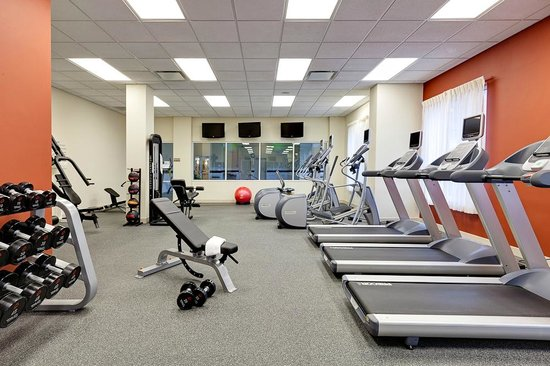 Hilton Garden Inn Chicago Midway Airport: Fitness Center