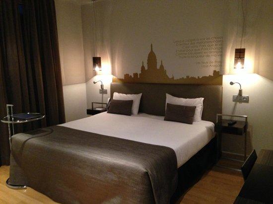 Eurostars Panorama Hotel: Apartamento Standard