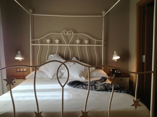 Hotel Can Pam: Habitación romántica
