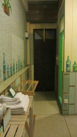 Phranakorn-Nornlen Hotel: Our room