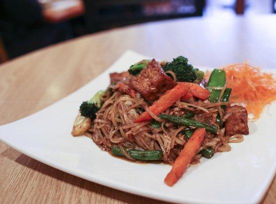 Chaang Thai: pad kee meo