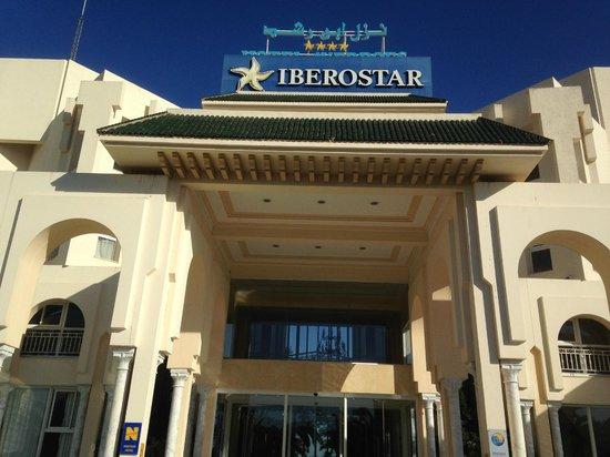 Iberostar Averroes: Hotel