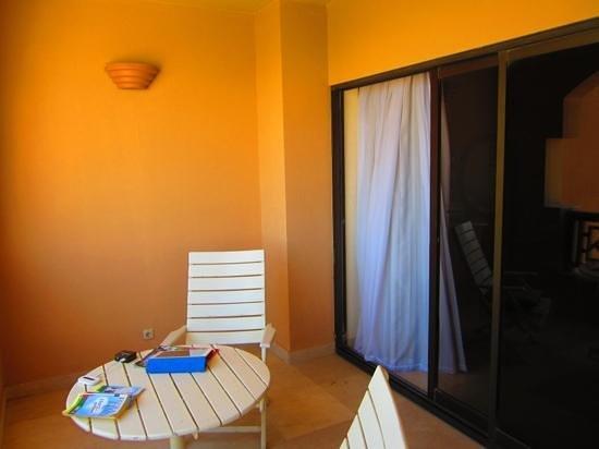 Mövenpick Resort Hurghada: varanda do quarto 500