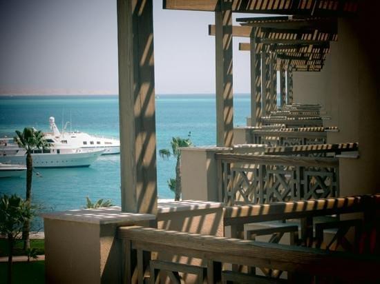 Movenpick Resort Hurghada: a vista da varanda do 500