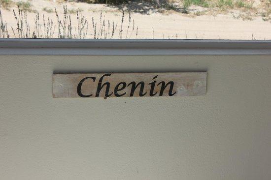 Fransvliet Guest House: The room 'Chenin'