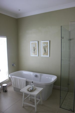 Fransvliet Guest House: Bathroom