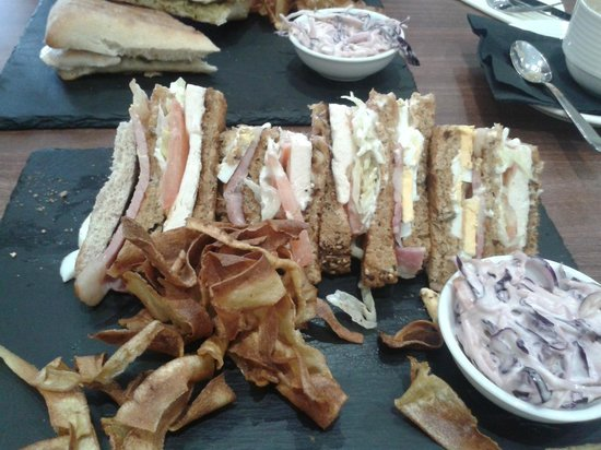 Louie Pauls Bistro: Delicious, well presented food
