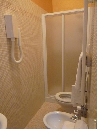 Hotel Becher: Bathroom - classic room